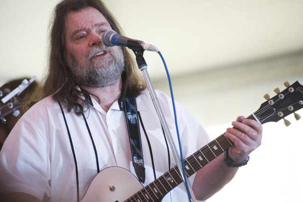 Roky Erickson & Okkervil River (PASTE Party @ Galaxy Room)