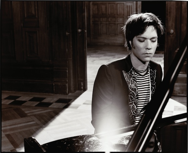 Rufus Wainwright Press Photo 2010 By Douglas Gordon