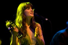 She & Him/The Living Sisters @ El Rey Theater, Los Angeles 3/25/10