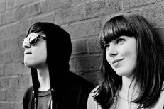 Sleigh Bells Debut Album <em>Treats</em> Powered By M.I.A.