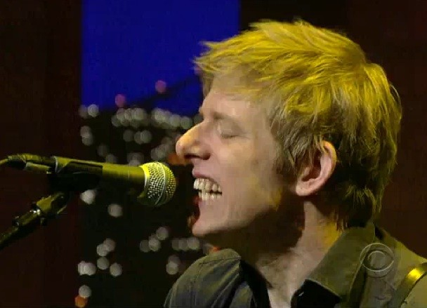 "Spoon ""Got Nuffin"" On Letterman"