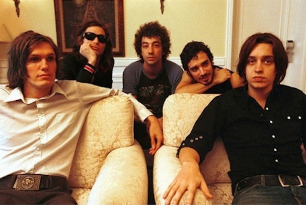 Strokes Confirm Lollapalooza 2010, LP Coming September