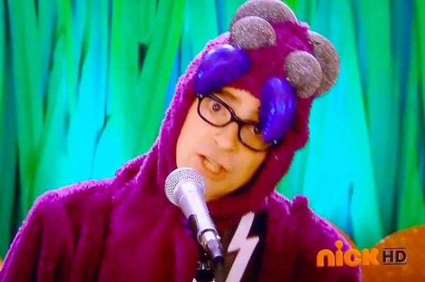 """Weezer """"All My Friends Are Insects"""" Yo Gabba Gabba!"""