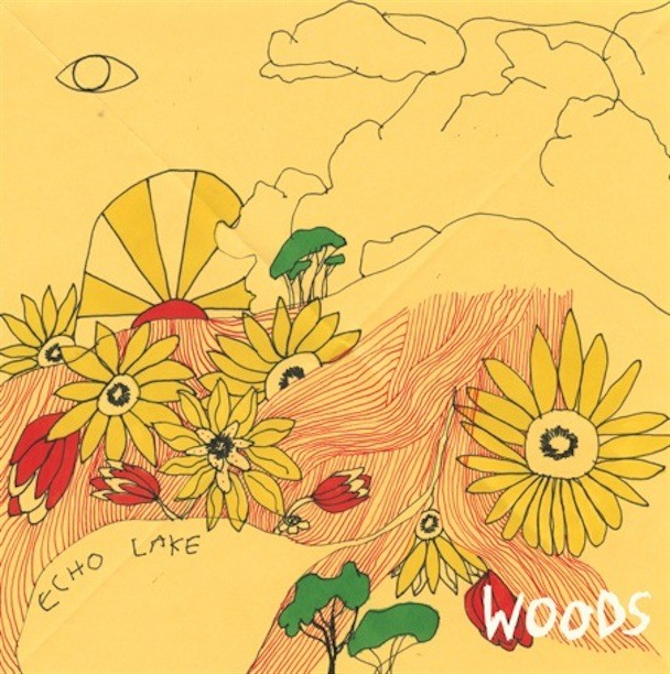 Woods Echo Album Art
