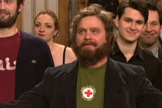 Zach Galifianakis Vampire Weekend Beard