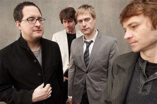 Hold Steady Press 2010