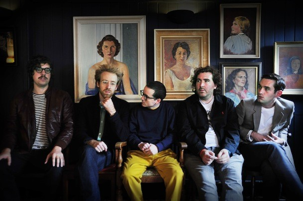 Hot Chip Press Photo