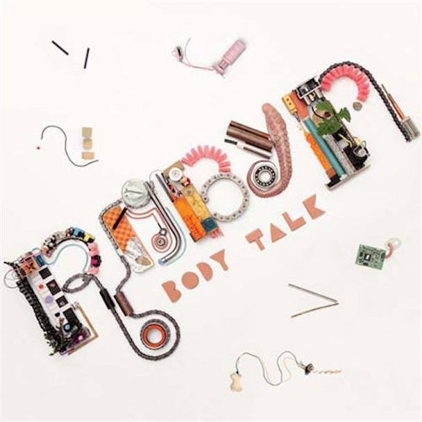 Robyn Bodytalk Album Art