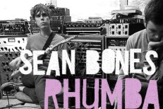 "Sean Bones ""Rhumba Beat"" Album Art"