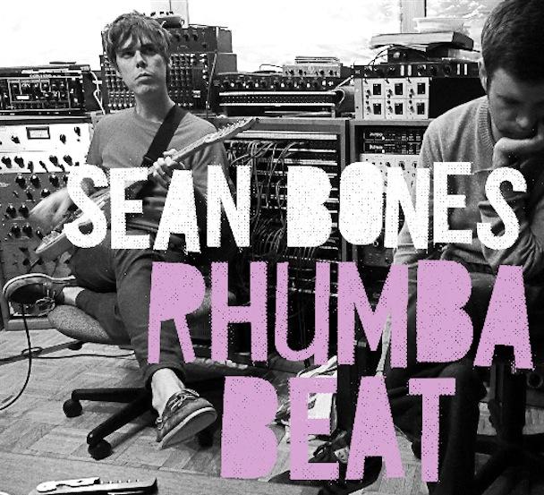 """Sean Bones """"Rhumba Beat"""" Album Art"""