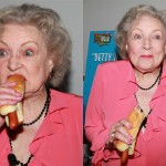 The Videogum <em>Why Don&#8217;t You Caption It?</em> Caption Contest: Betty White Eating A Hot Dog