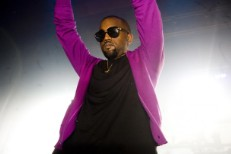 Kanye West by Santiago Felipe