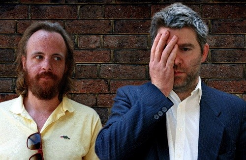 LCD Soundsystem - Pat Mahoney & James Murphy