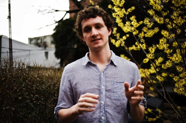 Sam Amidon (By Samantha West)