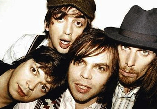 Supergrass Break Up