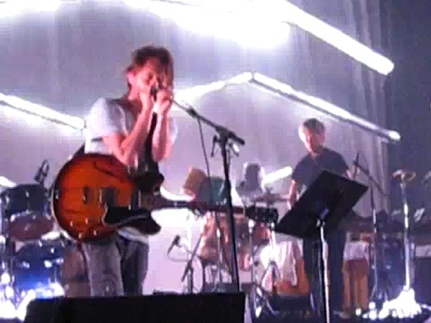 Thom Yorke Covers Joy Division