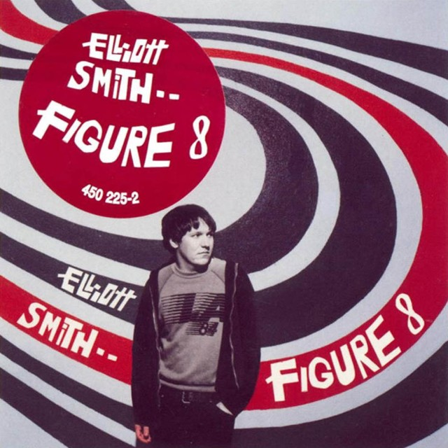 Elliott Smith - Figure 8 Album Art