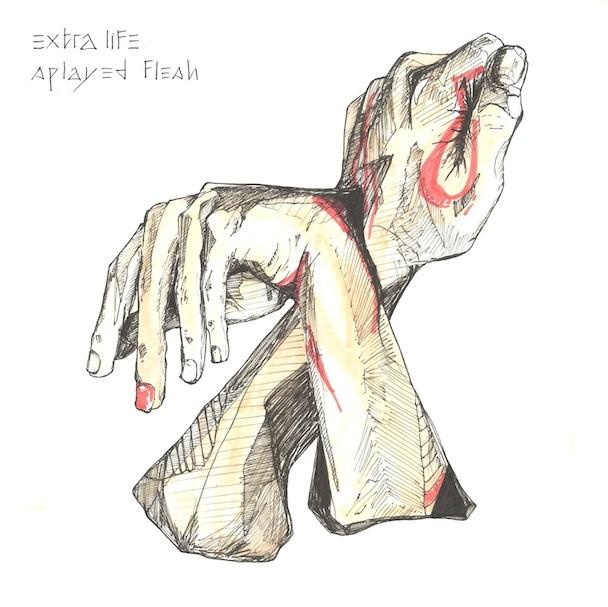 Extra Life - Splayed Flesh EP