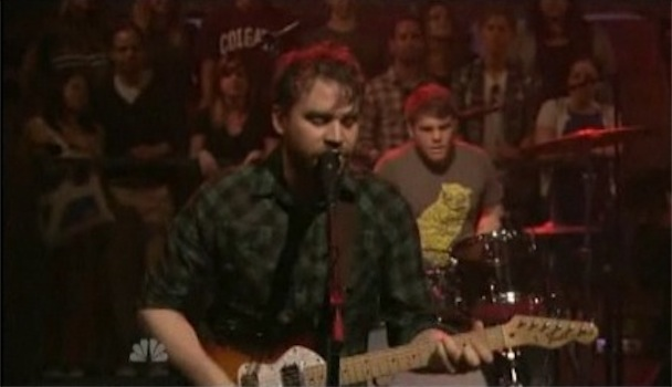 "Frightened Rabbit Bring ""Nothing Like You"" To Fallon"