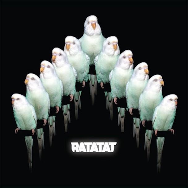 Ratatat LP4 Album Art