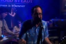 Hold Steady Bring &#8220;Hurricane J,&#8221; Catholicism To <em>Colbert</em>