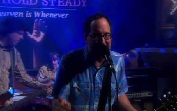 The Hold Steady Colbert