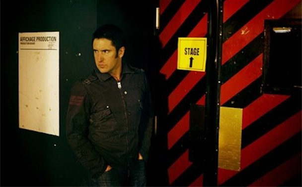 """Nine Inch Nails – """"Theme For Tetsuo: The Bullet Man"""""""