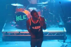 "Kele - ""Tenderoni"" Live Video"