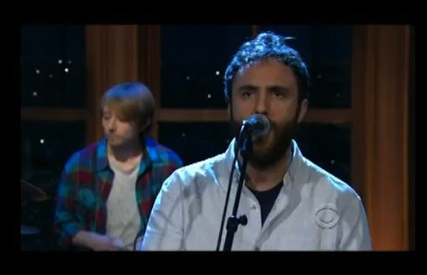 "Local Natives Bring ""Airplanes"" To Craig Ferguson"