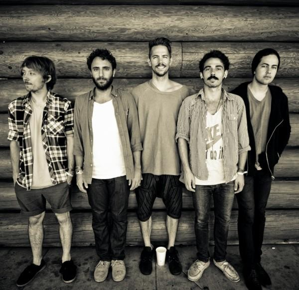 Local Natives Press Shot 2010