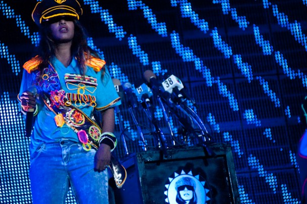 Diplo & M.I.A. Are Frenemies