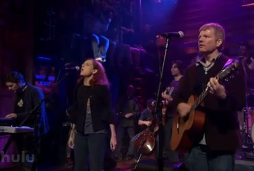 The New Pornographers On Jimmy Fallon 5/5/10