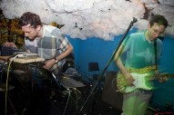 Tanlines, Memoryhouse, Keepaway, Psychobuildings, Light Pollution @ Glasslands, Brooklyn 4/30/10