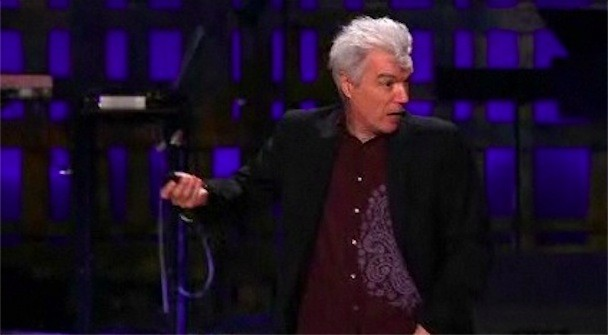 David Byrne TEDTalk Video
