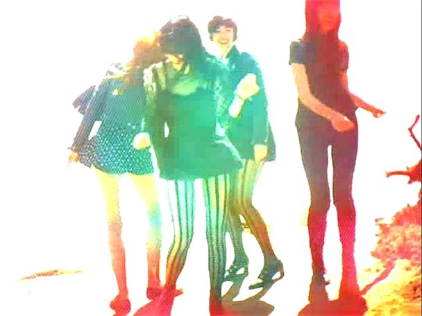 "Dum Dum Girls - ""Bhang Bhang"" Video"