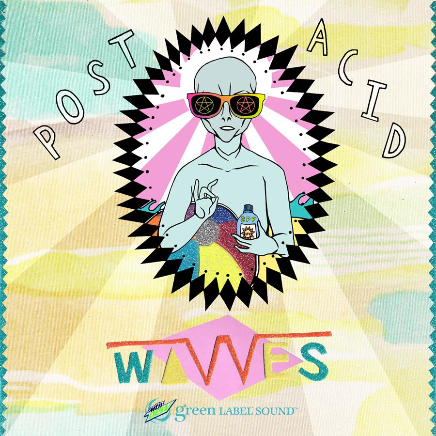 "Wavves – ""Post Acid"""