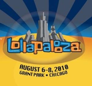 Lollapalooza 2010 Logo