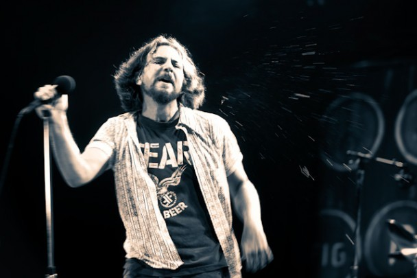 Pearl Jam by Christopher Nelson