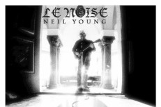 Neil Young Le Noise Album Art