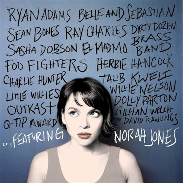 Norah Jones Featuring Album Art