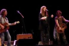 Patti Smith Johnny Depp Eddie Vedder Video