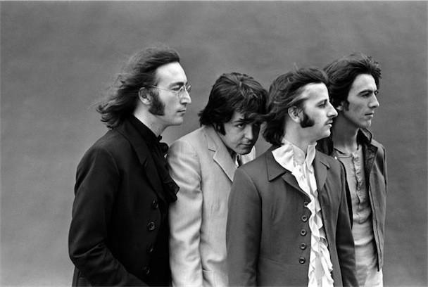 The Beatles PR