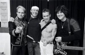 Van Halen By Robert Yager