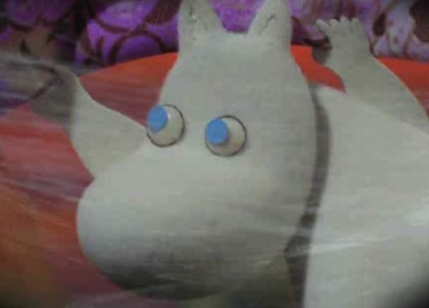 Bjork Moomins Video