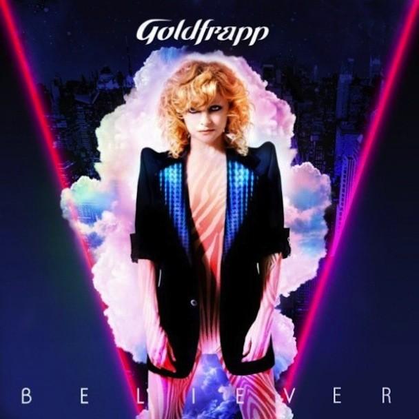 Goldfrapp Believer Single