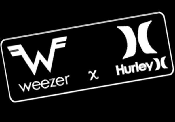 Weezer x Hurley: Hurleygate