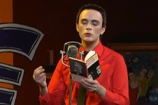 Jens Lekman As Kraftwerk Sings Haddaway As Jen Lekman (And Henrik Ibsen) On Australian … Just Watch It