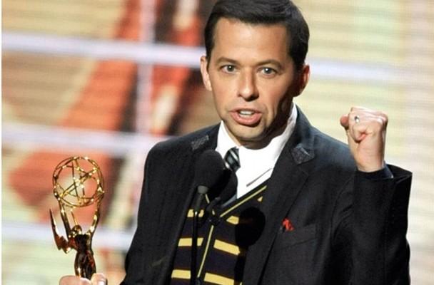 Jon Cryer 2010 Emmy Awards