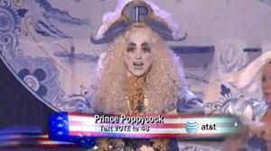 Prince Poppycock!