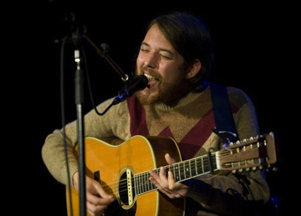 Robin Pecknold Performs New Songs In Seattle